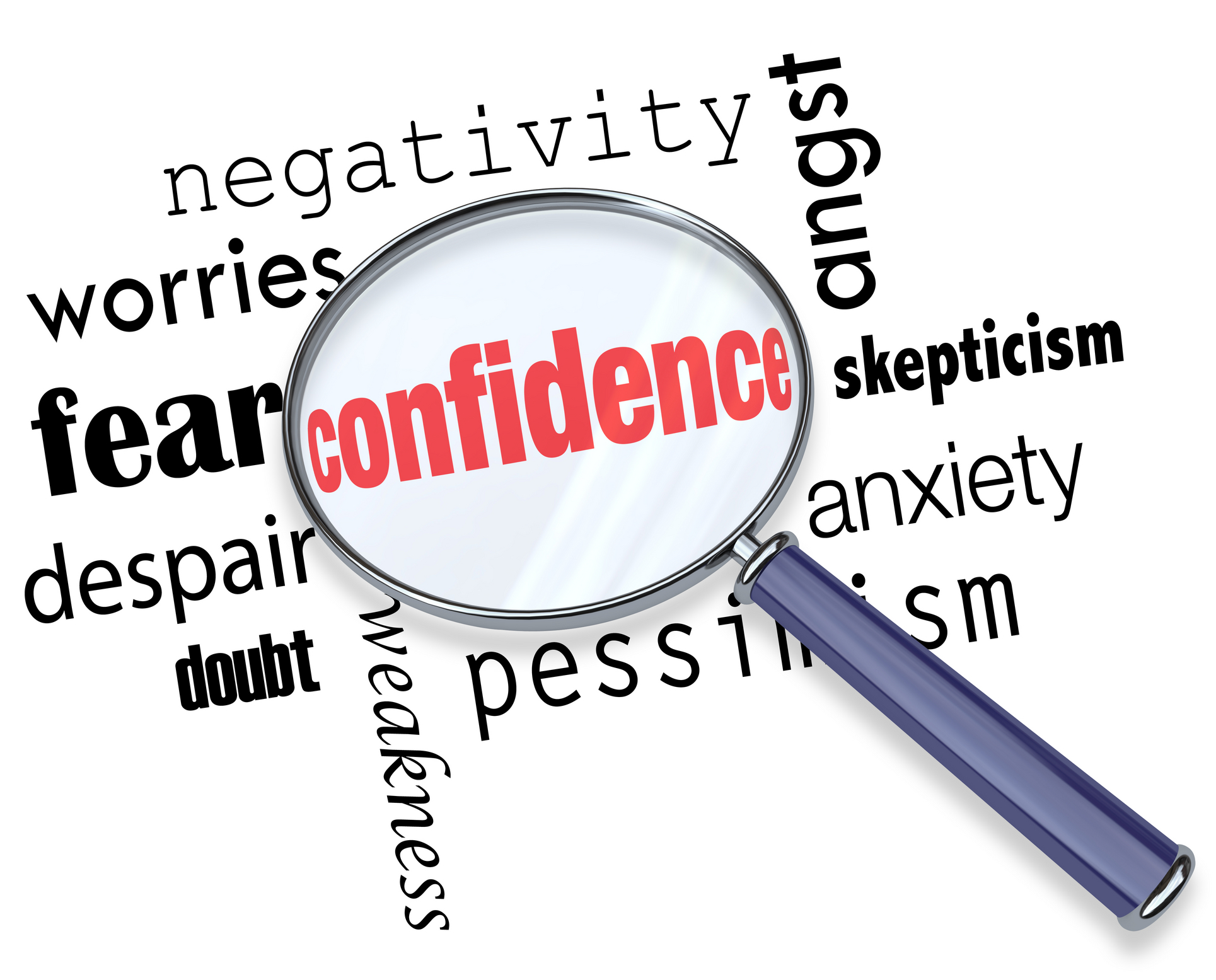 how to speak with confidence