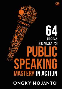 Buku Public speaking